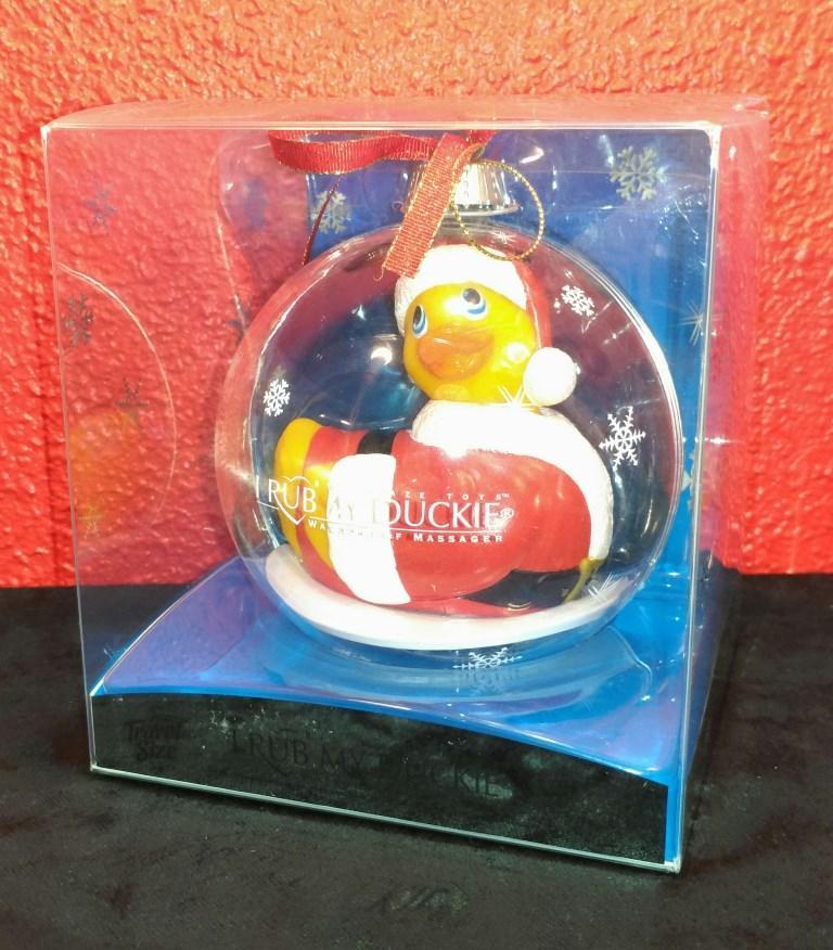 Div duckie holidays santa travel 200420