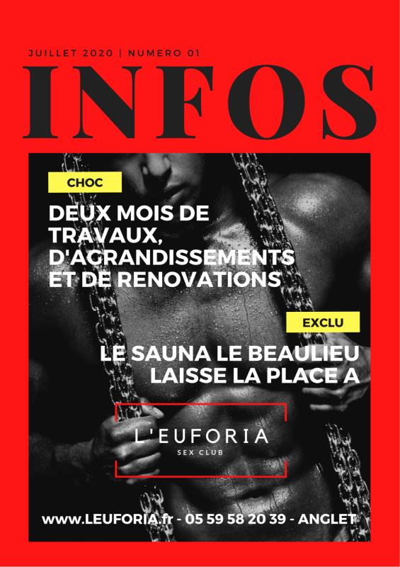 Euforia gossip magazine cover
