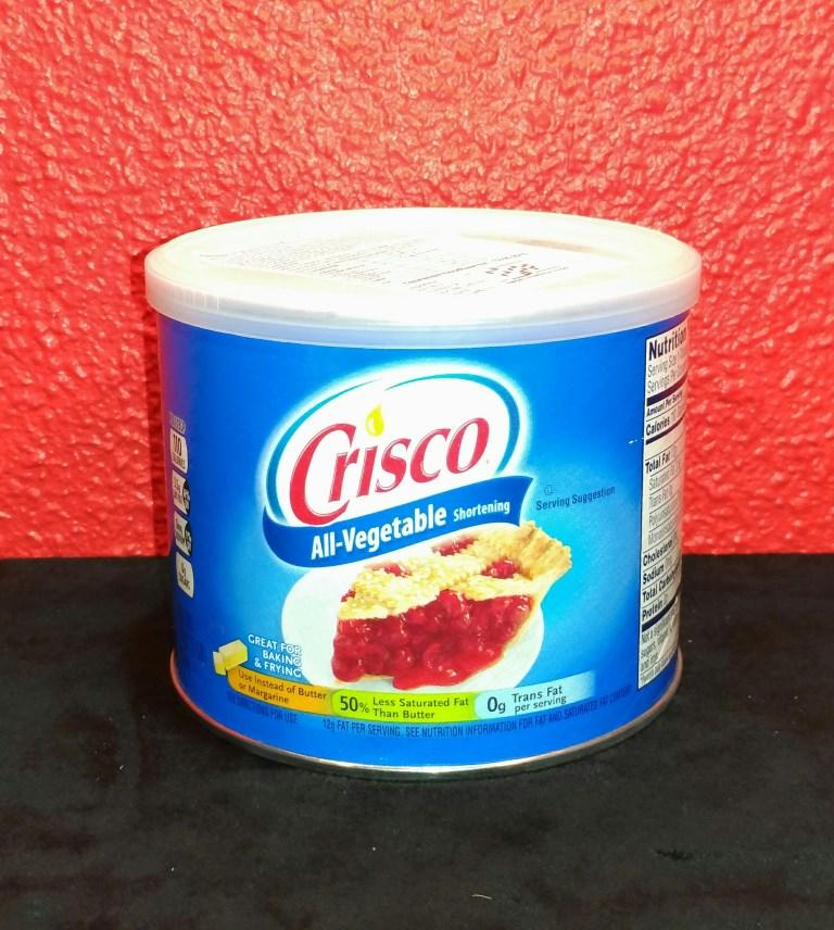 Lubrifiants crisco 453g 200421