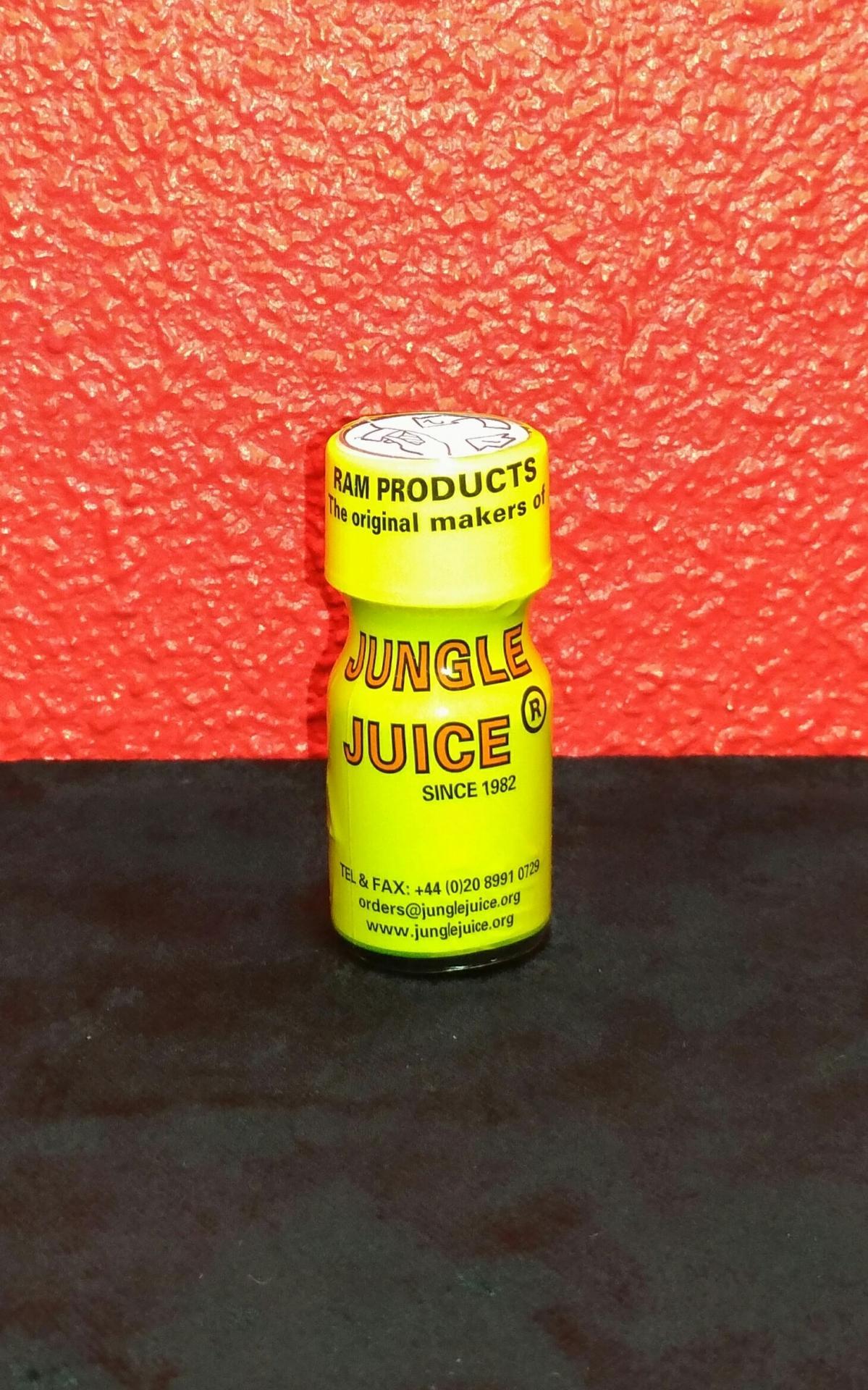 Poppers juingle juice ram product 10ml 200420